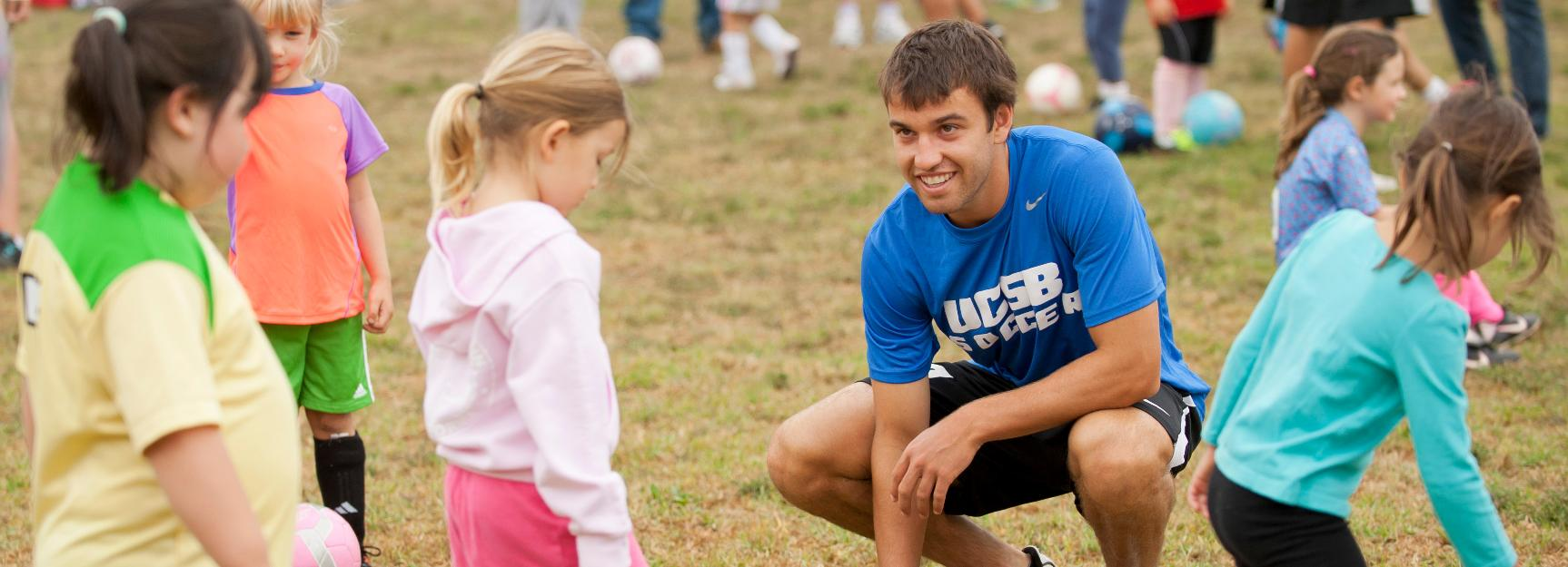 UCSB Soccer to Host AYSO Skills Day on Aug. 25