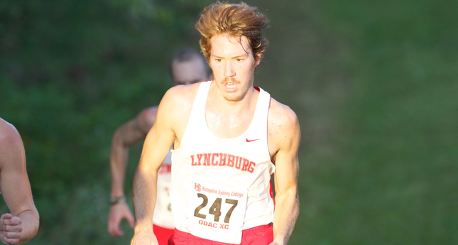 Hornet Men compete at Shenandoah Valley Cross Country Invite