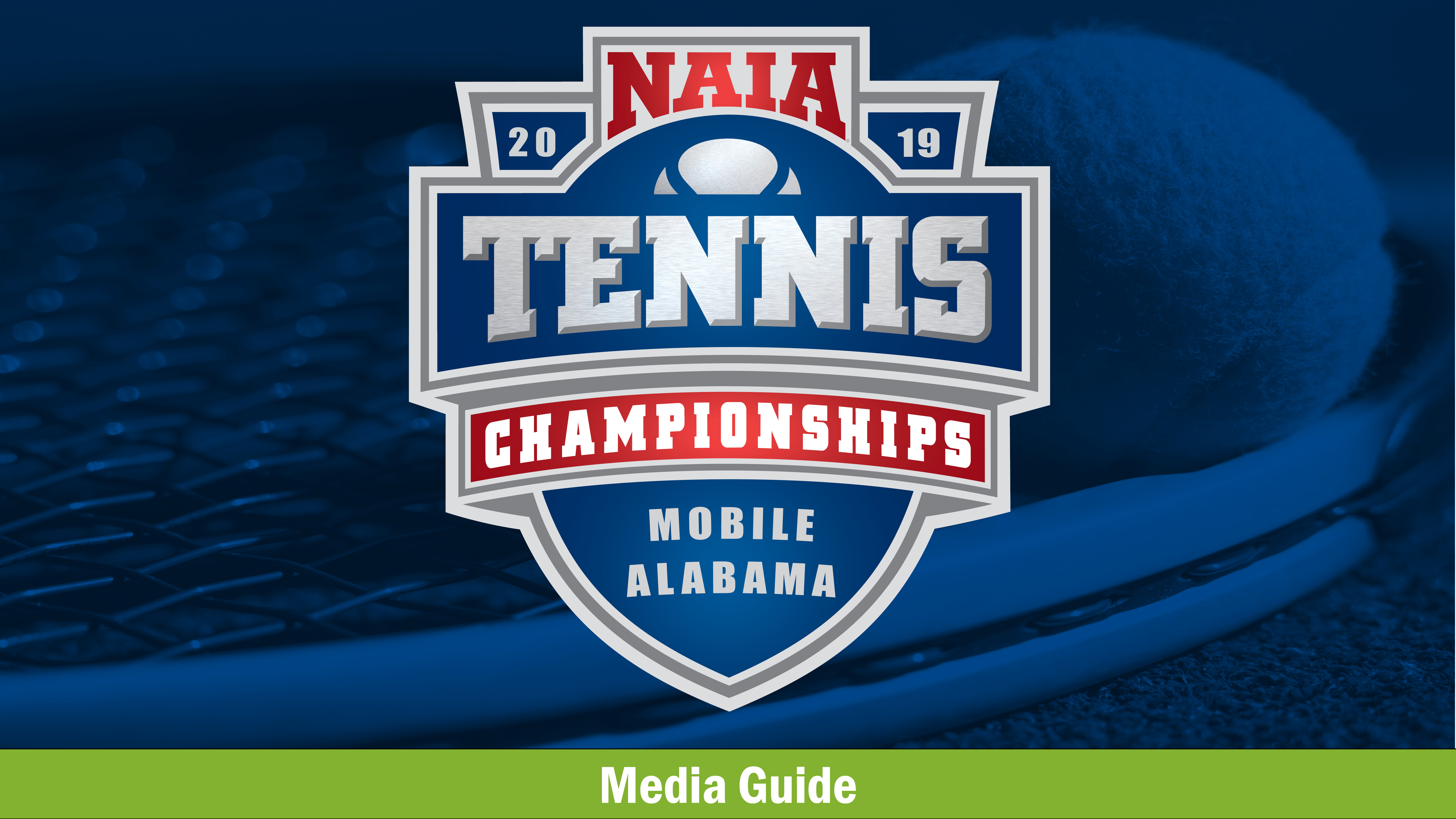 2019 Men's Tennis National Championship Media Guide