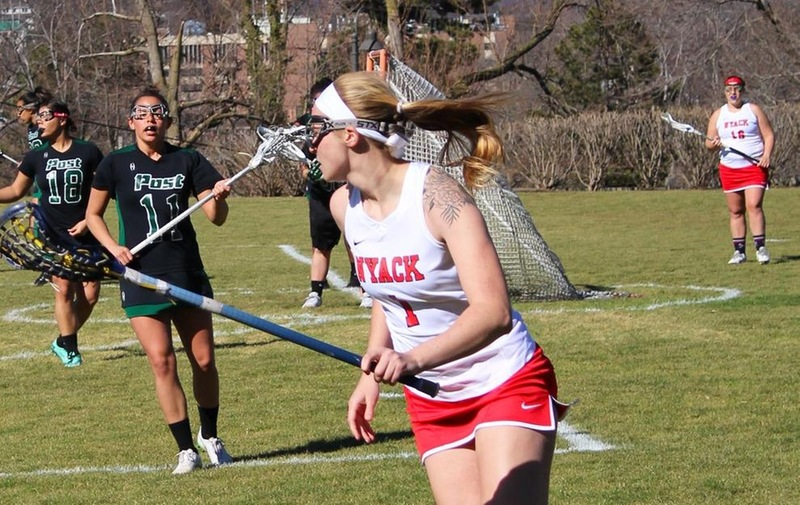 Women's Lacrosse With Loss to STAC Spartans