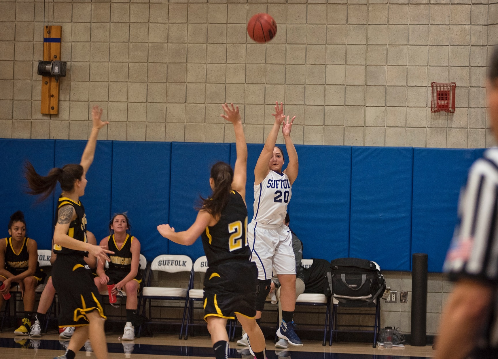 Women's Basketball Looks For Fourth Straight Thursday vs. Albertus Magnus
