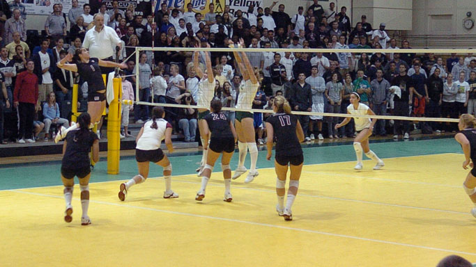 VOLLEYBALL'S HOME WINNING STREAK NAMED BIG SKY'S 16TH GREATEST MOMENT