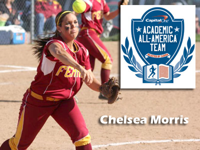 Morris Named To Academic All-District Team