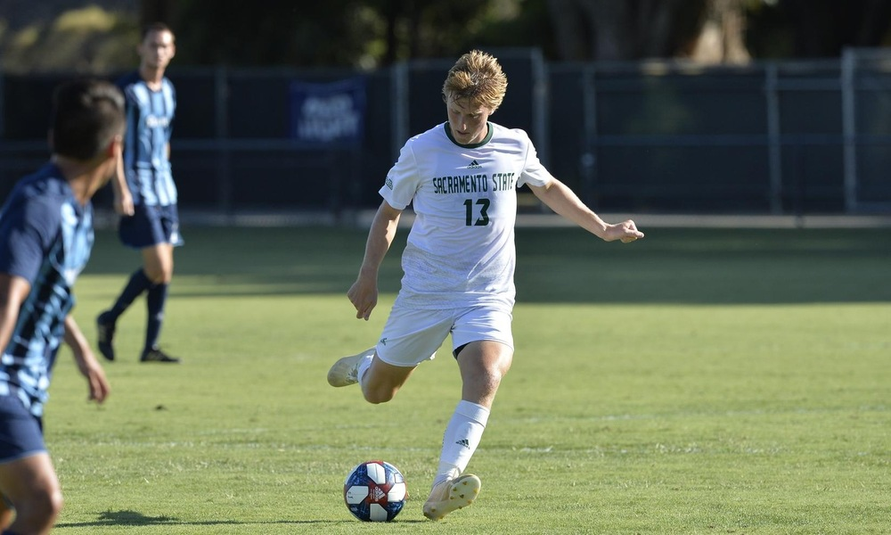 CARNEFIX DELIVERS GAME-WINNER LATE AS MEN'S SOCCER DEFEATS GONZAGA, 2-1