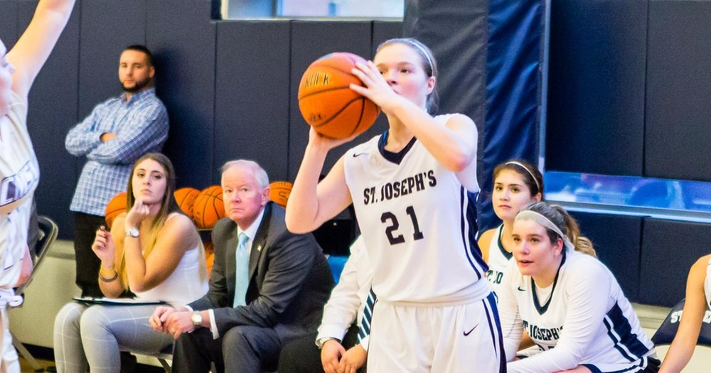 Brooklyn Uses Strong Second Half To Take Borough Battle From Women's Basketball