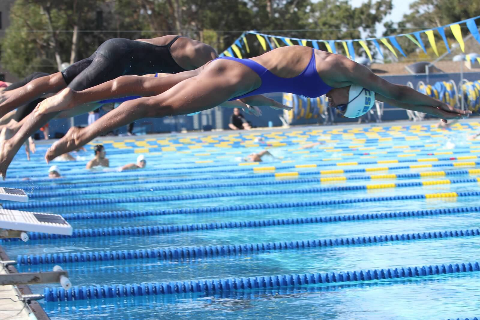 Gaucho Men Pull Ahead Into First Place, Women in Second on Day Two of MPSF Finals