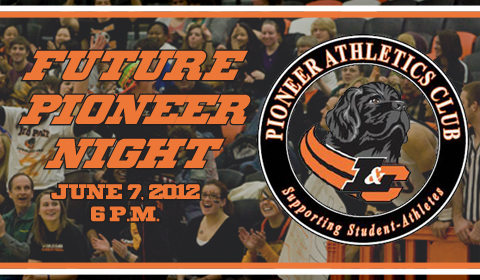 Join Lewis & Clark at Future Pioneer Night
