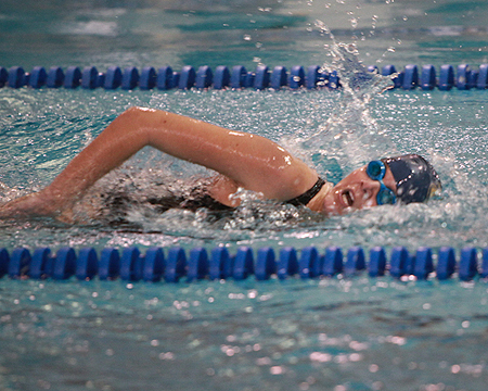 CAC Championships: Bison hold steady on Day 2