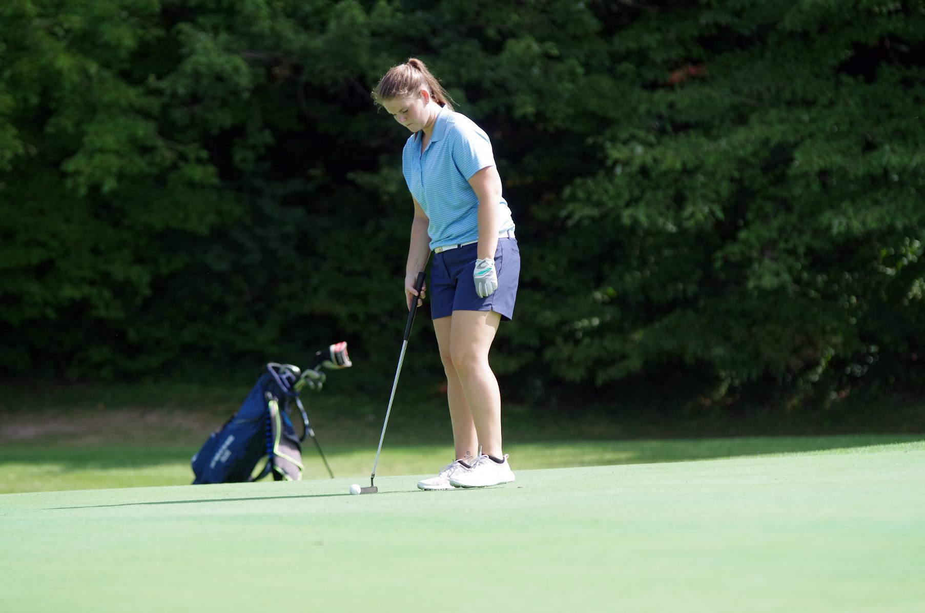 #PomeroyWGolf Does Well at Mount St. Joseph