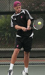Santa Clara Men's Tennis Comes Up Short At Cal