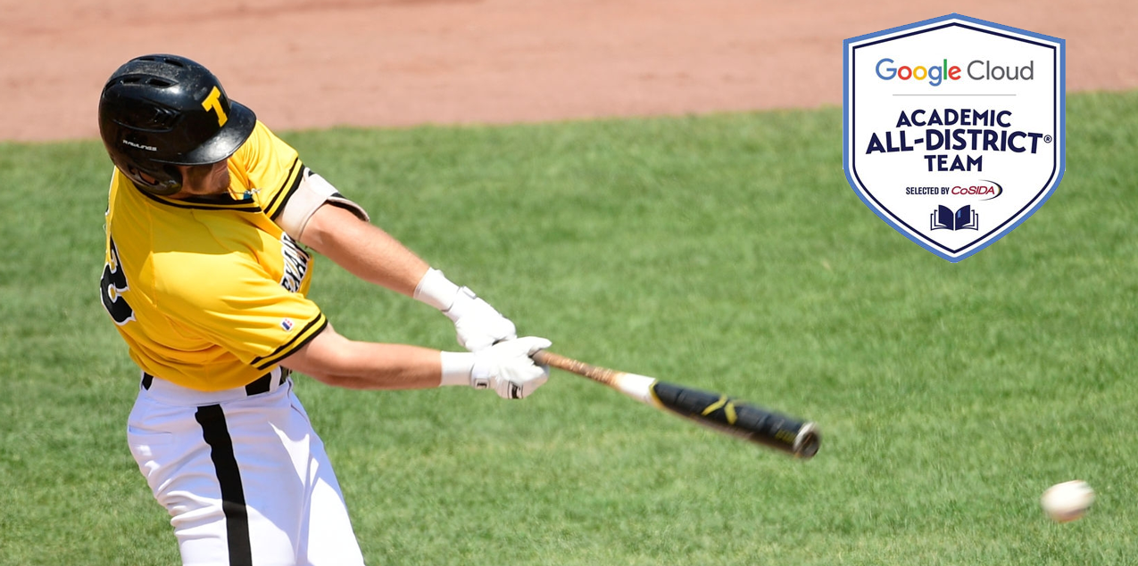 Texas Lutheran's Cauley Selected to Google Cloud Academic All-District Baseball Team