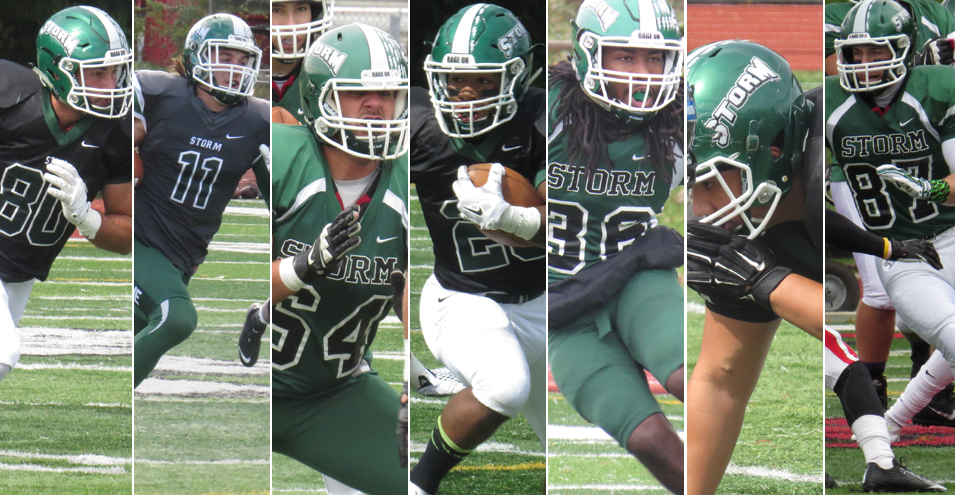 Seven Earn All-GLIAC Football Honors