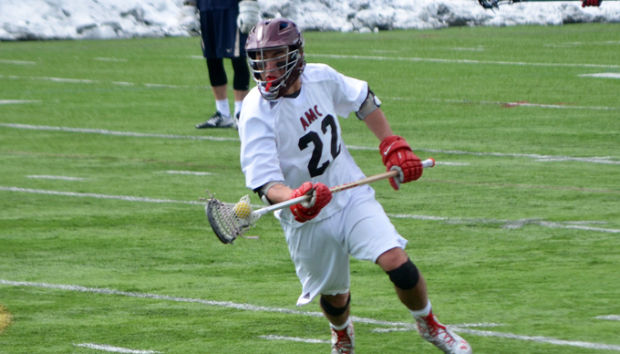 Men's Lacrosse Blanked by Daniel Webster