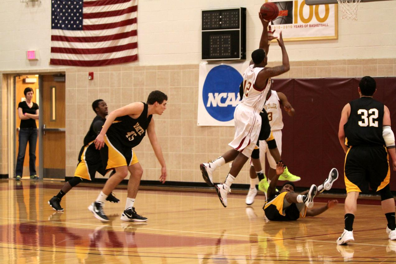 University of Dallas Edges 'Roo Men's Hoops - Austin College