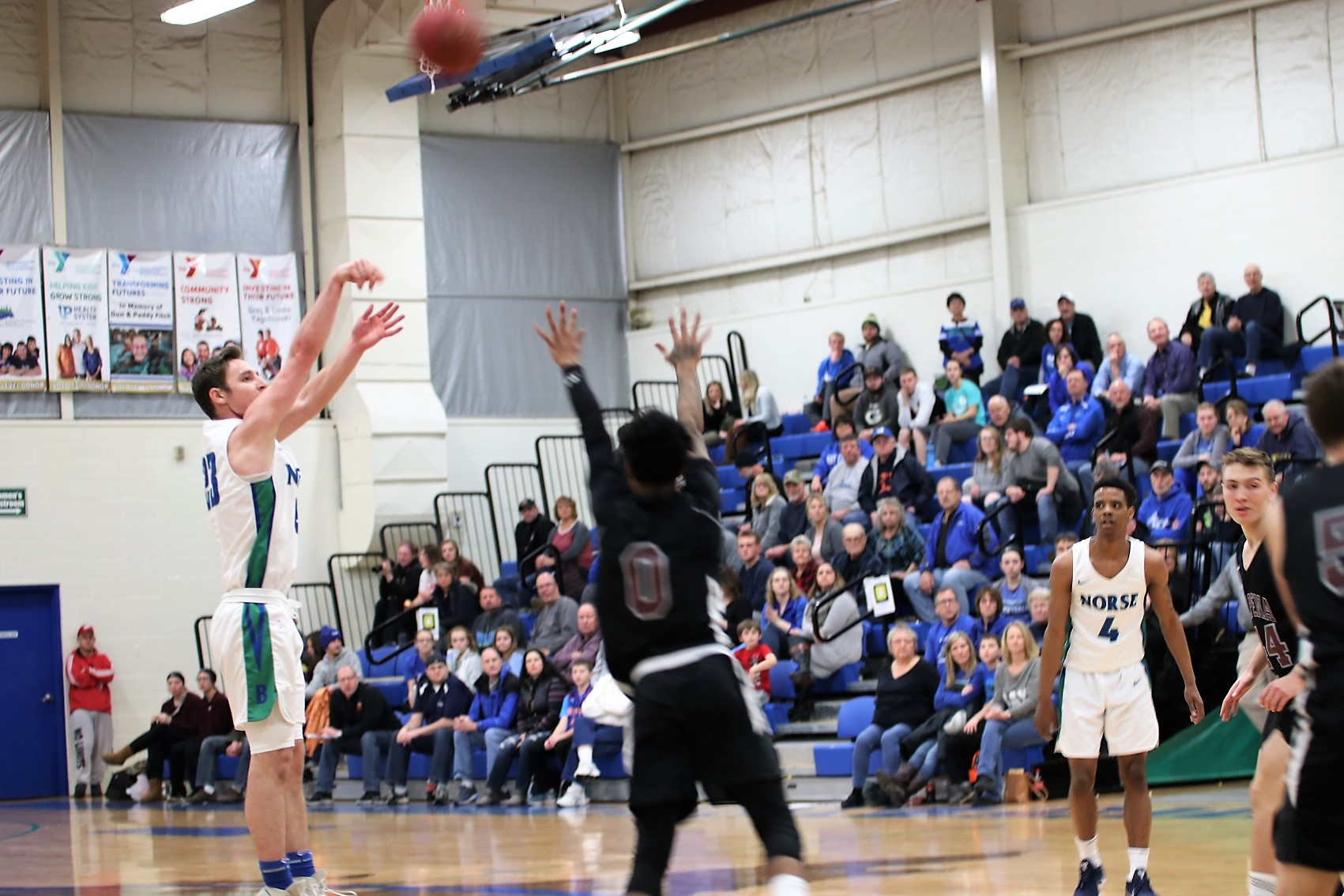 Norse Resilient on the Road, Take Victory with Late Surge