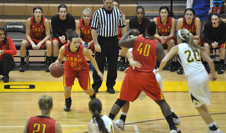 Ferris State Suffers Close Loss On Road To Open Two-Game Ohio Trip