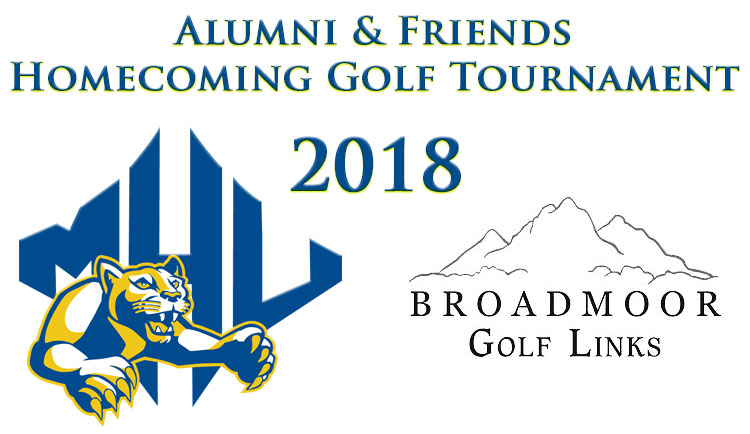 Alumni & Friends Homecoming Golf Tournament