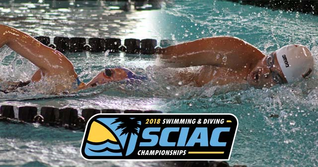 SCIAC Men's and Women's Swimming & Diving Championships Day 2 Recap
