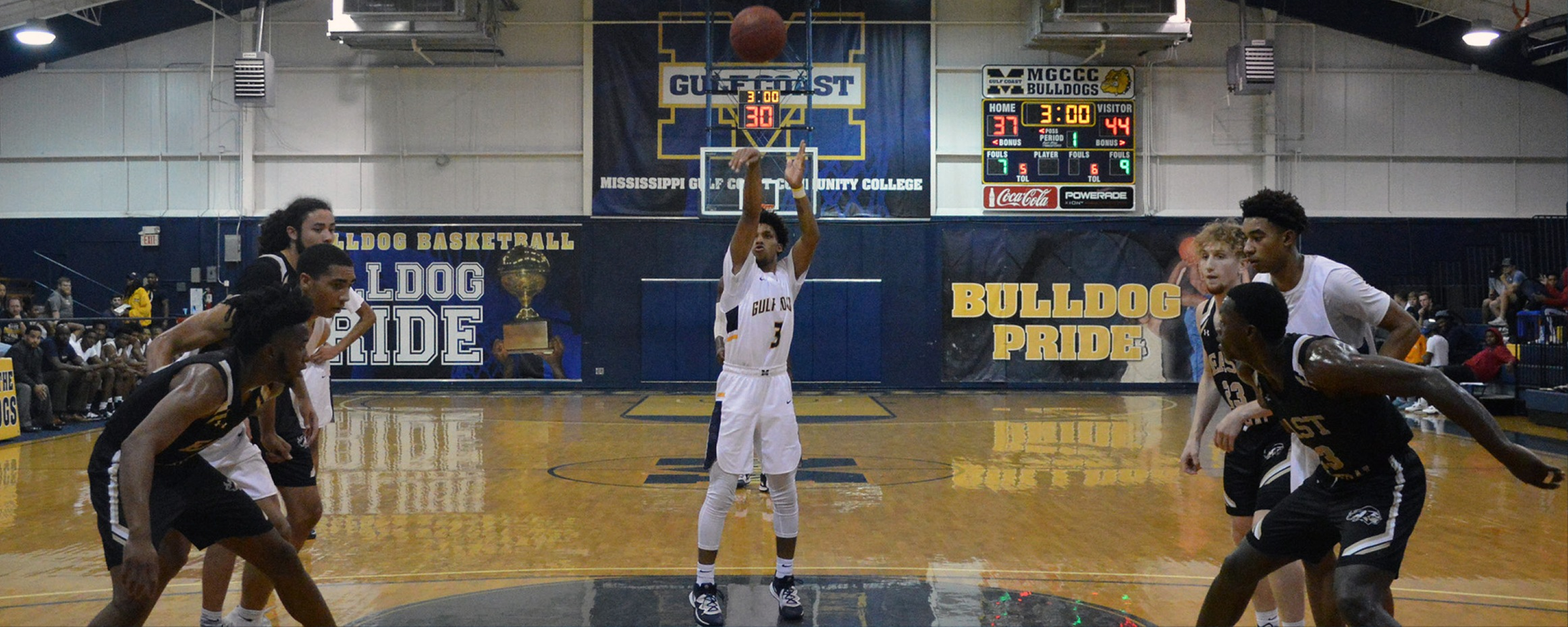 Second 5 sparks MGCCC surge for 11th straight