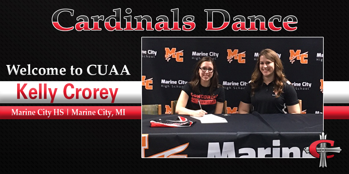 Photo for Crorey signs on to Cardinal Dance Team