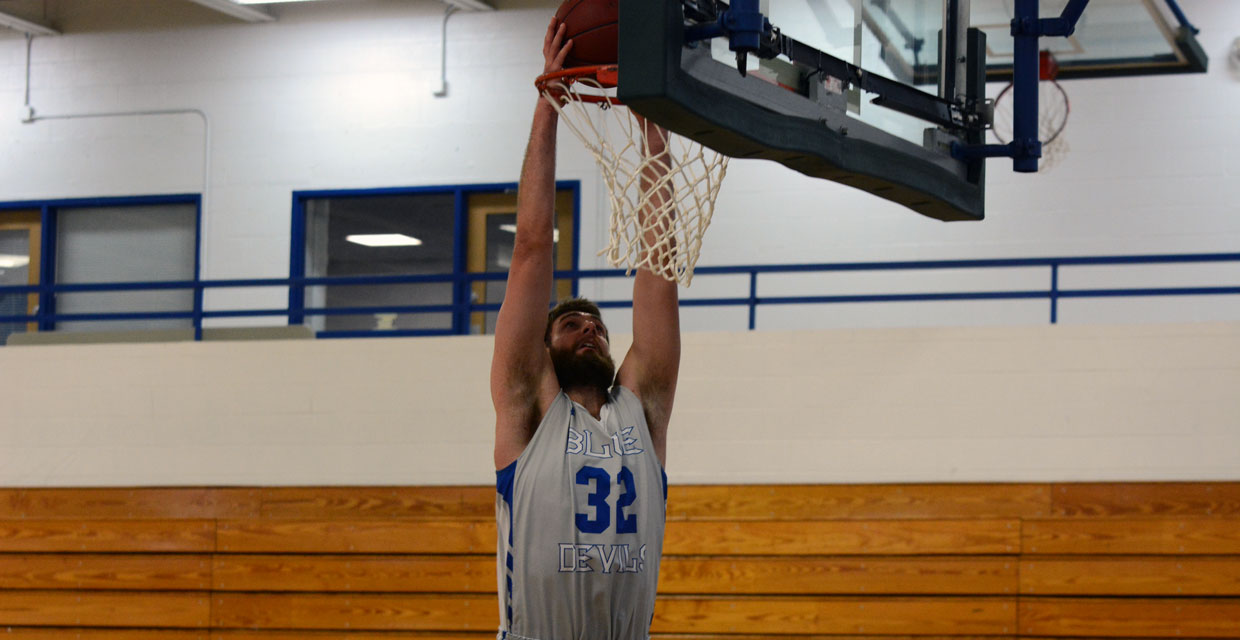 Photo for Blue Devils Back on the Road as They Face Siena Heights