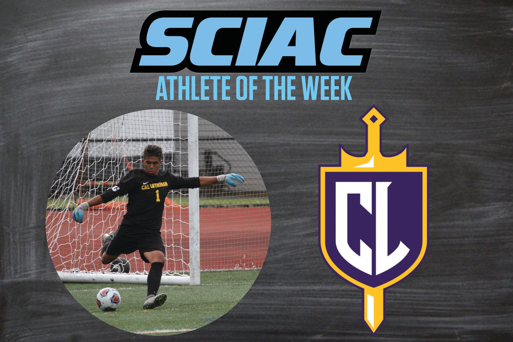 Garcia Earns SCIAC AOW Honors