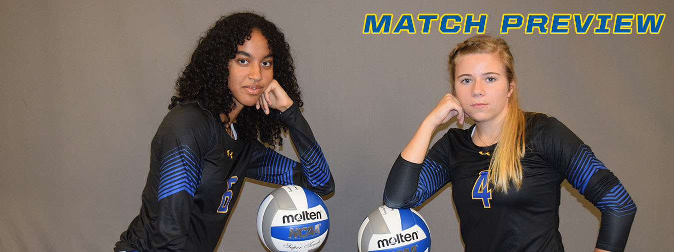 Goucher Women's Volleyball Heads To Wesley For Tri-Match With Misericordia On Saturday