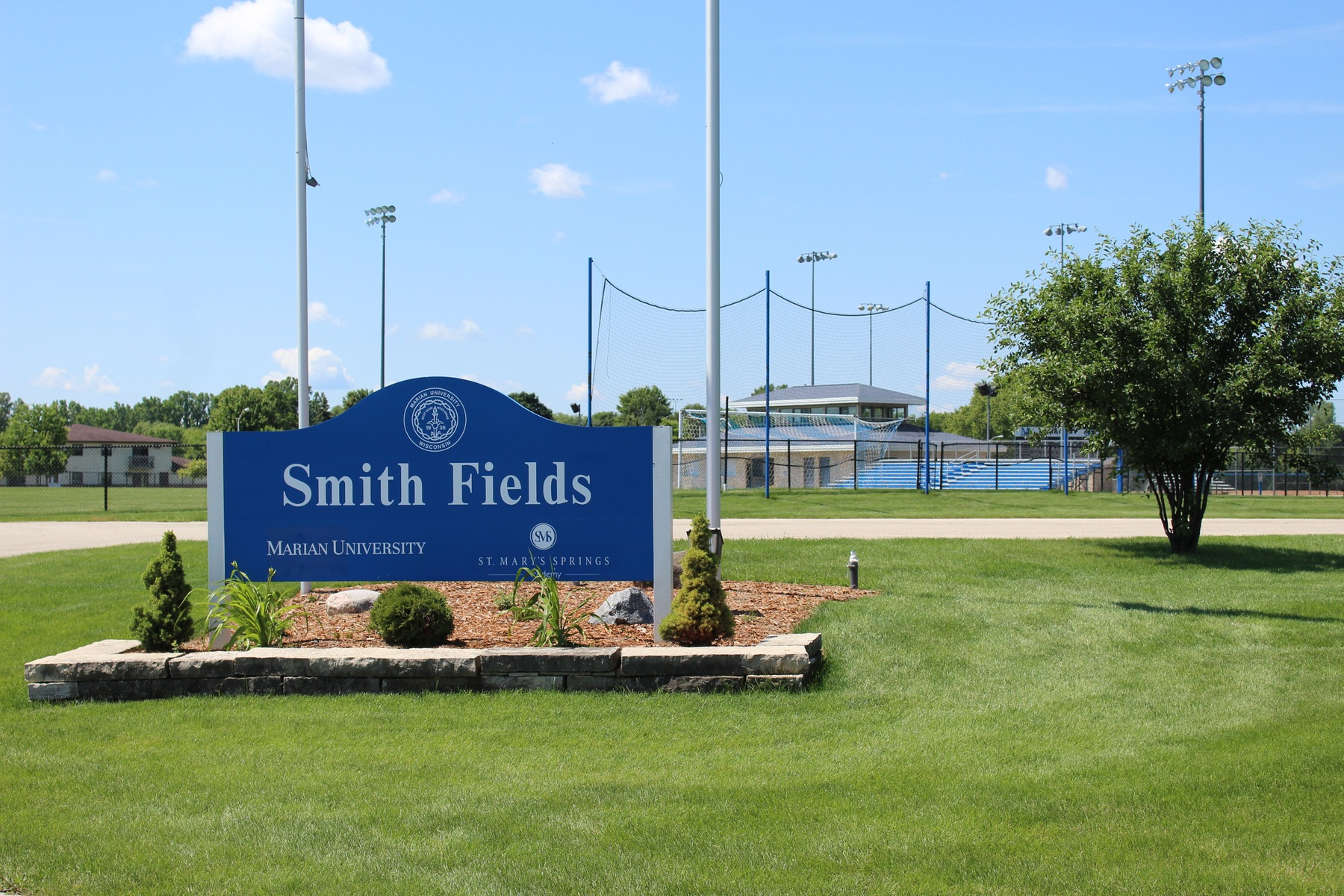 Marian athletics announces turf renovation to Smith Field
