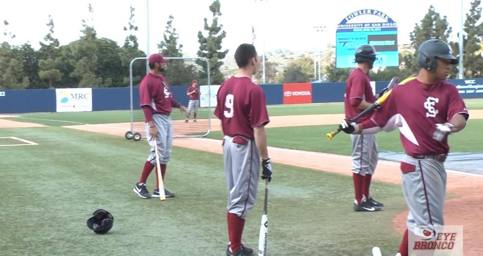 Baseball Hits the Road to Face Stanford Tuesday