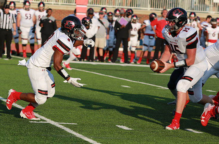 Football: Pardue, Panthers get first win of season with 39-30 win over Methodist