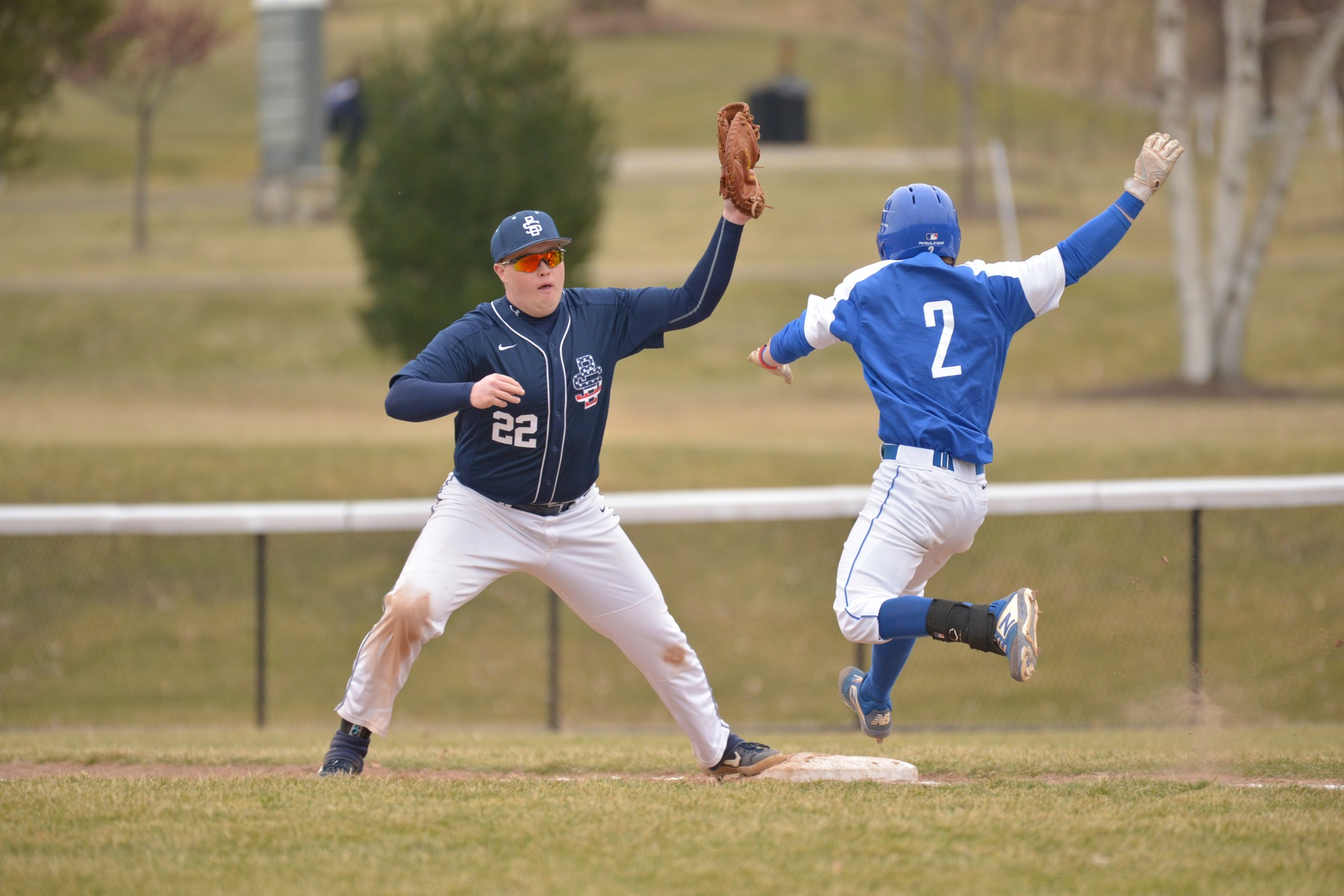 Behrend Basebal Heads to Alfred State Saturday in AMCC Action