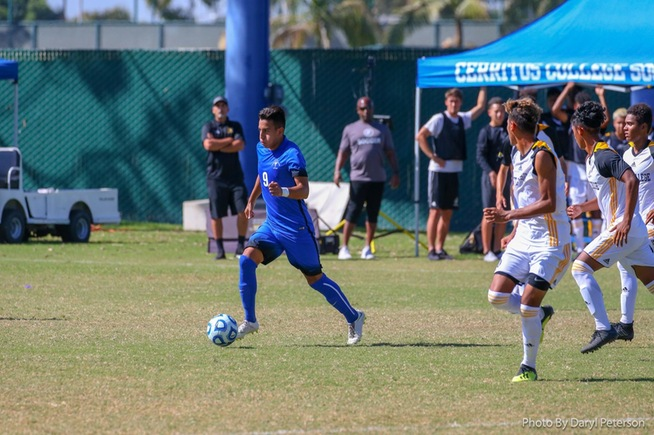 File Photo: Kevin Diaz posted a goal and assist in the Falcons win