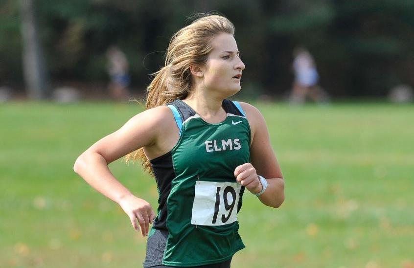 Women's Cross Country Races at ECAC Championships