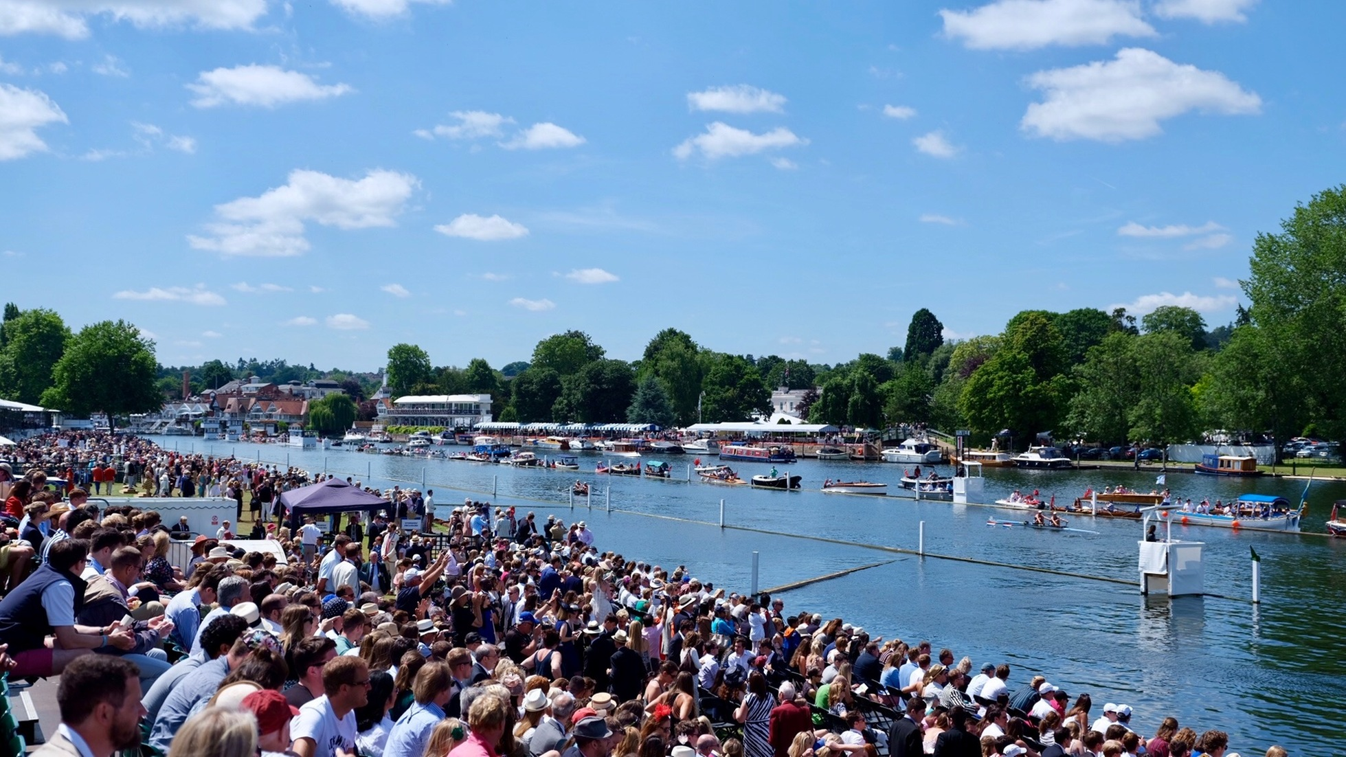 Men's Crew heading to England's Henley Regatta!