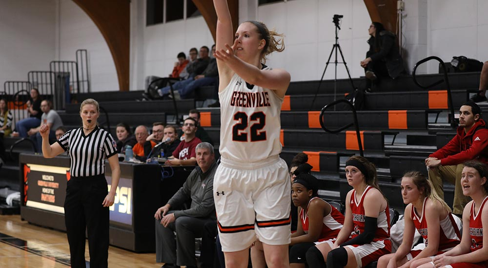 Women's basketball inches closer to SLIAC championship
