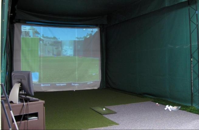 Marian Adds New Indoor Golf Training Facility