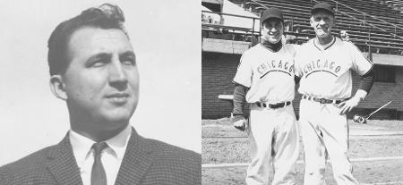 Former Chicago Baseball and Basketball Coach John Angelus Passes Away