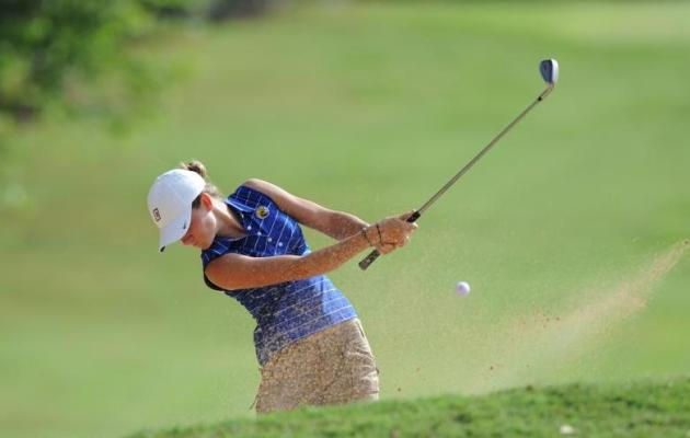 Coker in 13th Place After Day One of Wingate Pinehurst Challenge