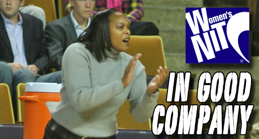 Golden Eagles selected to play in 2011 Preseason WNIT