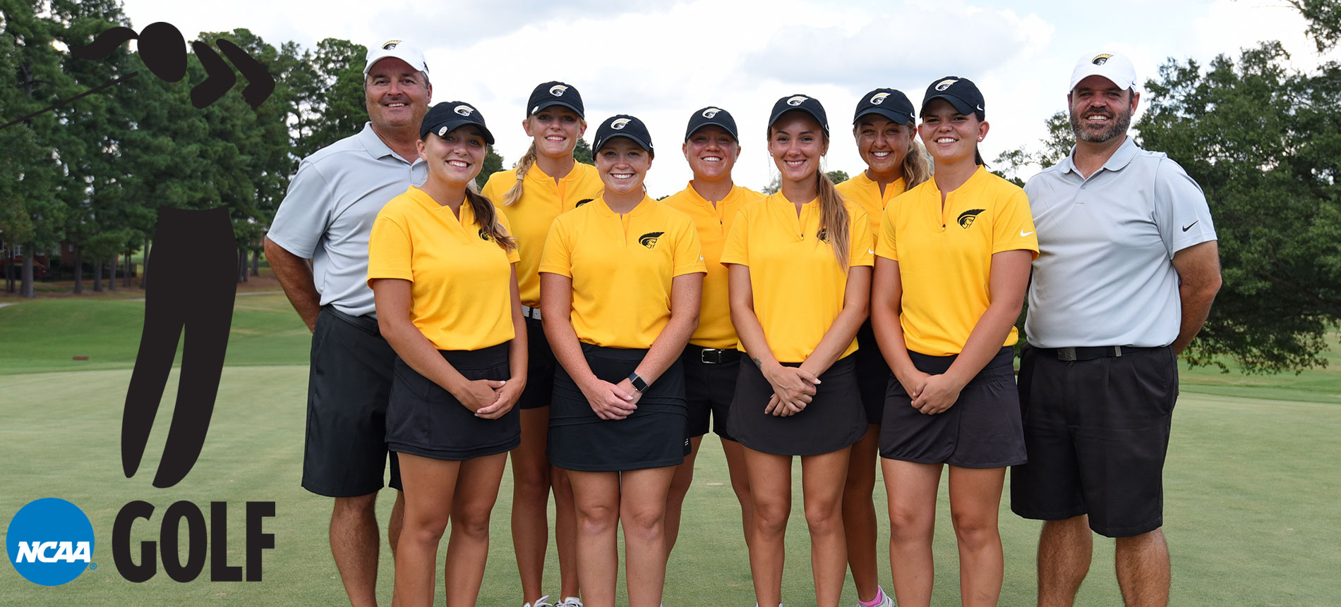 Women's Golf Slips to 12th in the South Region in NCAA's Final Weekly Rankings