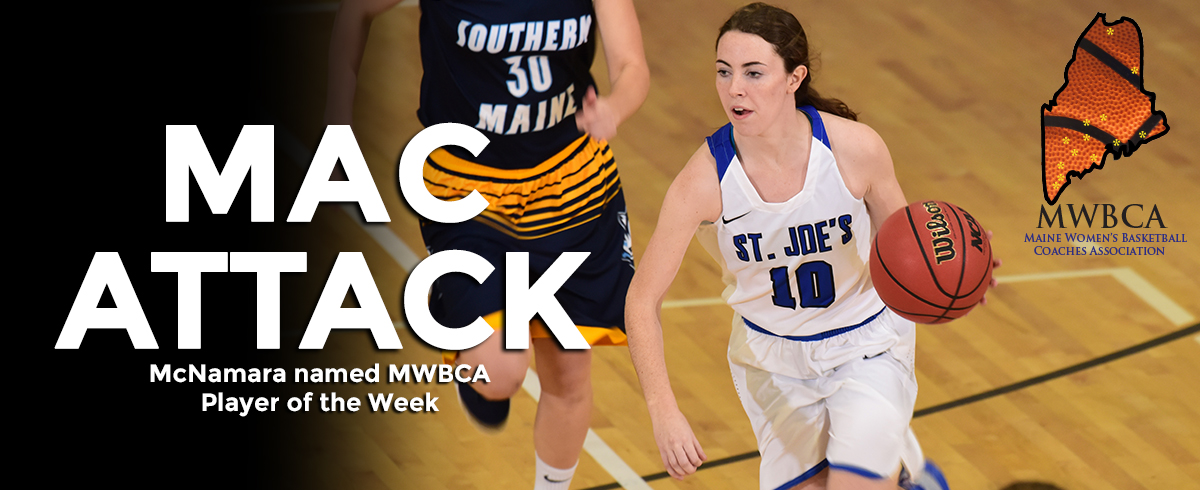 McNamara Selected as MWBCA Player of the Week