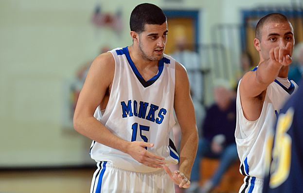 Men's Basketball Edged by Becker College, 72-69