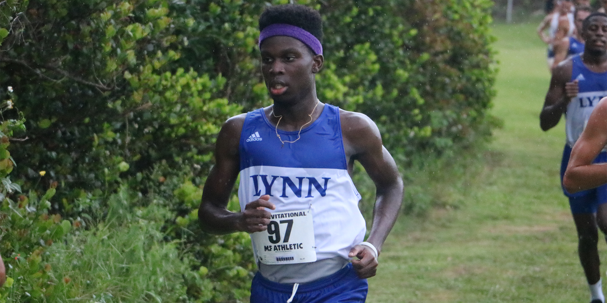 Men's Cross Country Posts Second Place Finish in Season Opening Meet