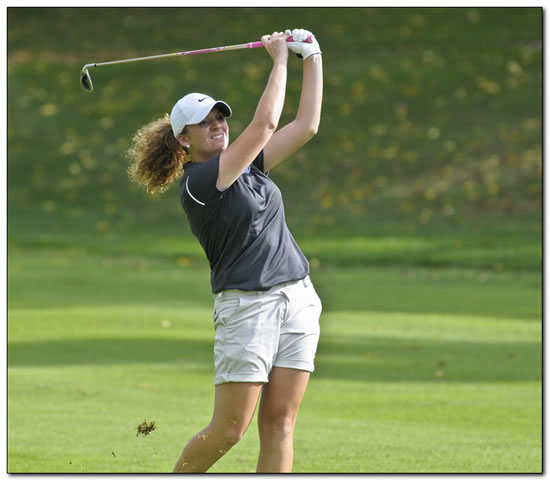 Lions' women's golf ends fall season with a sixth place finish at the HCAC Championships