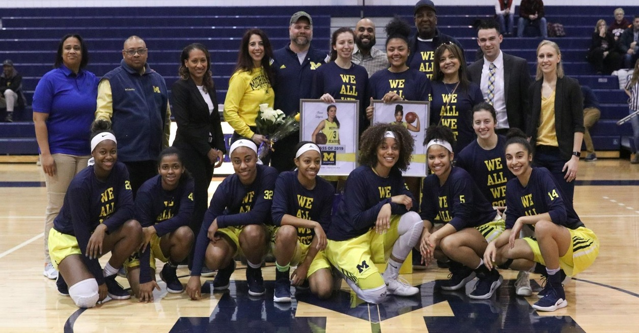 UM-Dearborn rallies to top Aquinas on Senior Day