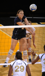 Gauchos Downed by No. 7 Stanford, 3-0