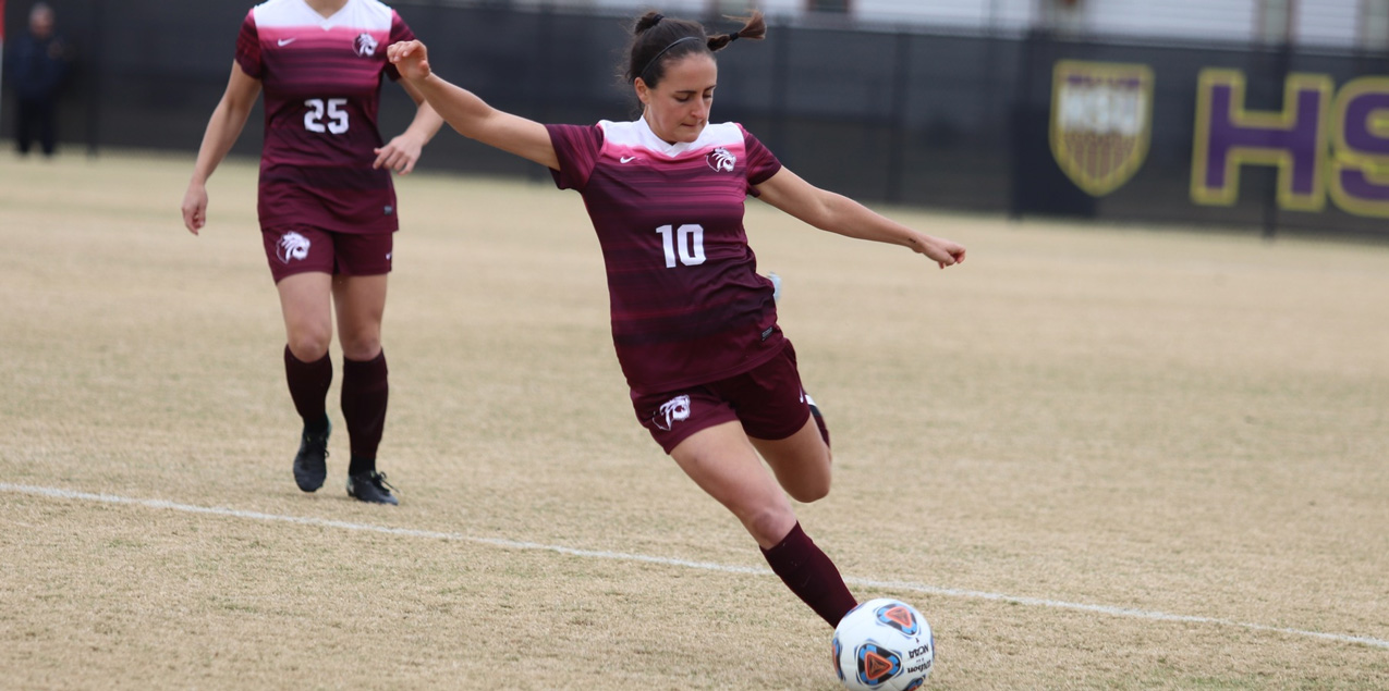 Trinity Women's Soccer Eliminated From Playoffs in Narrow Loss to Hardin Simmons
