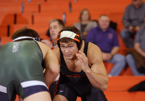 Walters Named GLIAC Wrestler of the Year