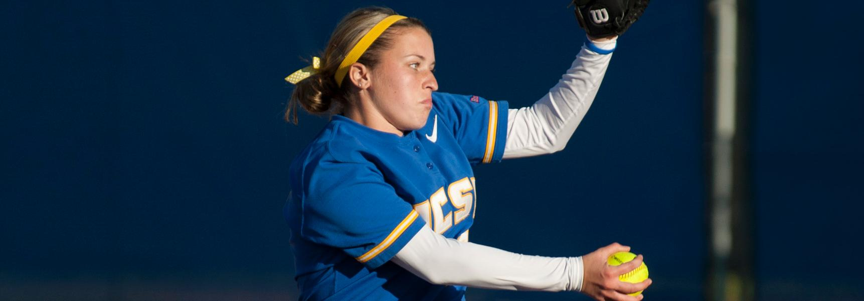 Cobb Throws No Hitter; Gauchos Take Twinbill