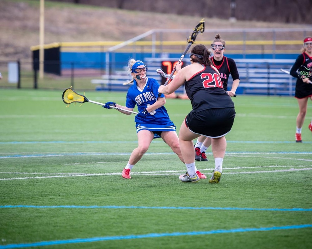 WLAX: Wildcats Earn a NEAC Win in a Shootout With Wells.